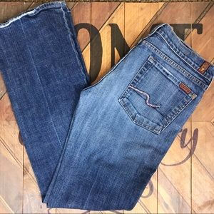 7 For All Mankind | Bling Bootcut